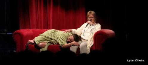 marilda confortin e ana luiza teatro regina vogue lyrian oliveira